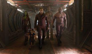 Die Guardians of the Galaxy sind die etwas anderen Superhelden des Marvel-Universums. (Foto)