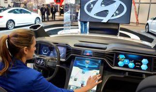 Hyundai will über 60 Milliarden Euro bis 2018 investieren (Foto)