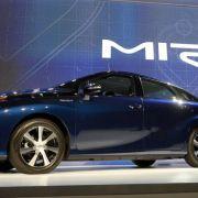 Toyota lässt Patente für Brennstoffzellen-Technik gratis nutzen (Foto)