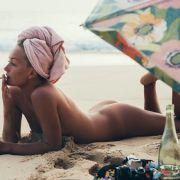 Für dieses Nacktbild droht sexy Ireland der Knast (Foto)