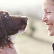 Hundehalter leben glücklicher! (Foto)