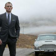 Daniel Craig in James Bond 007 - Skyfall (Foto)