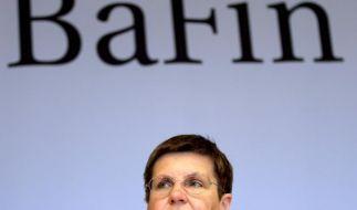 Weniger Beschwerden bei der Finanzaufsicht Bafin (Foto)