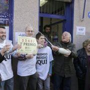 Lotterie-Geldsegen beglückt Arbeitervorort (Foto)