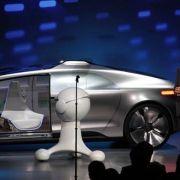 Daimler zeigt Konzept für selbstfahrendes Auto (Foto)