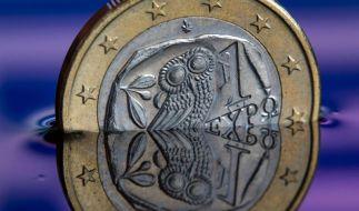 Zeitung: Planspiele im Kanzleramt zu möglichem «Grexit» (Foto)