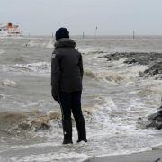 180 km/h! Warnung vor starkem Orkan und Sturmfluten (Foto)
