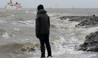 Deutschland drohen am Wochenende schwere Stürme. (Foto)