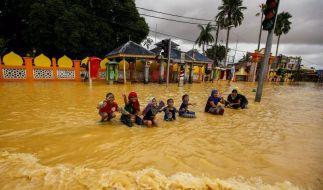Weniger Tote und geringere Schäden durch Naturkatastrophen (Foto)