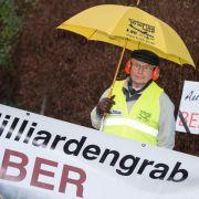 Mehdorn: 5,4 Milliarden Euro reichen für Hauptstadtflughafen (Foto)