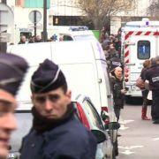 Anschlag auf Pariser Satire-Zeitschrift erschüttert die Welt