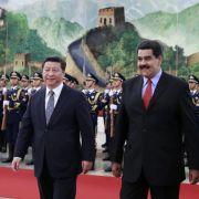 China und Venezuela vereinbaren Milliarden-Kooperation (Foto)