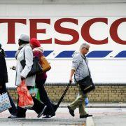 Tesco reagiert mit Sparkurs auf Konkurrenz aus Deutschland (Foto)