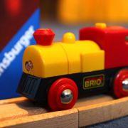 Ravensburger übernimmt Holzeisenbahn-Hersteller Brio (Foto)