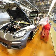 Porsche verbucht 2014 neuen Verkaufsrekord (Foto)