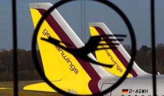 Germanwings übernimmt letzte Lufthansa-Nebenstrecke (Foto)