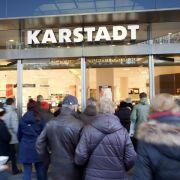 Schlechtes Weihnachtsgeschäft bei Karstadt (Foto)