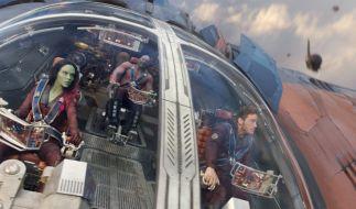 Das wohl außergewöhlichste Superheldenteam fliegt jetzt auch zu Ihnen ins Wohnzimmer. (Foto)