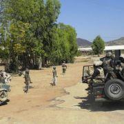 Großer Angriff von Boko Haram im Norden Nigerias (Foto)