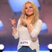 Oliwia will die Jury mit ihrem Charme verzaubern (Foto)