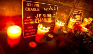 Paris hält zusammen: Ich bin Charlie. (Foto)