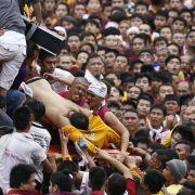 Ein Toter bei religiöser Prozession auf den Philippinen (Foto)
