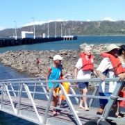 Drei Tote bei Schiffsunglück vor Costa Ricas Pazifikküste (Foto)