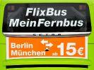 MeinFernbus/FlixBus wollen bis 20 Millionen Passagiere fahren (Foto)
