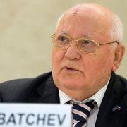 «Spiegel»:Gorbatschow warnt vor Krieg in Europa (Foto)