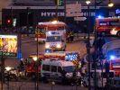 Paris steht noch immer unter Schock. (Foto)