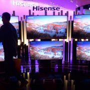 CES-Innovationen versprechen bessere Fernsehbilder (Foto)