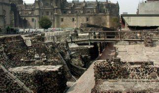 Azteken könnten Kontakt zu Karibik-Völkern gehabt haben (Foto)