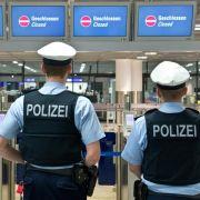 Polizei sieht «Sicherheitslücken» in Deutschland (Foto)