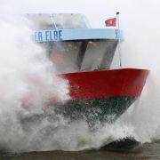 Sturmserie in Europa: Tote, Sachschäden und Überschwemmungen (Foto)