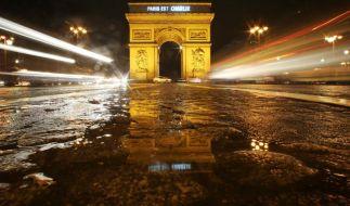 Paris bereitet sich auf riesigen Trauermarsch vor (Foto)