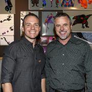 Nathan Curtis und Kyle Odermatt sind für die visuellen Effekte von Baymax und seinen Freunden verantwortlich.