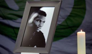 Verstorben im Alter von 20 Jahren: Junior Malanda (Foto)