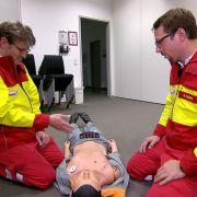 Johanniter-Chef muss zum Erste-Hilfe-Kurs (Foto)