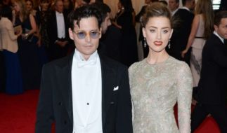 23 Jahre trennen Amber Heard und Johnny Depp. (Foto)