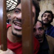 Kairo: Wegen Homosexualität angeklagte Männer freigesprochen (Foto)