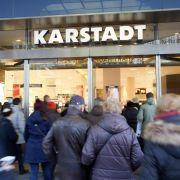 Karstadt will verlorene Kunden zurückgewinnen (Foto)