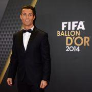 Weltfußballer gekürt: Cristiano Ronaldo schlägt Manuel Neuer (Foto)