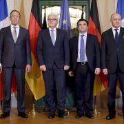 Hoffnung auf Ukraine-Krisengipfel geplatzt (Foto)