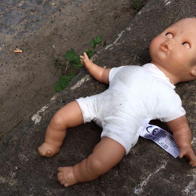 Prügel-Mutter quält ihr Baby (6 Monate) zu Tode (Foto)