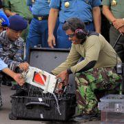 Auswertung der AirAsia-Flugschreiber beginnt in Kürze (Foto)