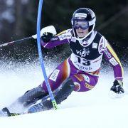 Nacht-Slalom der Damen: Deutsche enttäuschen (Foto)