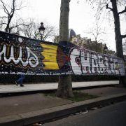 «Charlie Hebdo» mit Mohammed-Zeichnung und Rekordauflage (Foto)