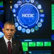 Obama will Cybersicherheit stärken (Foto)