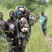 Ugandischer Rebellen-Anführer soll vor Weltstrafgericht (Foto)