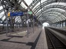 Bahn-Streik 2015 aktuell: Kommt es erneut zu verwaisten Bahnsteigen? (Foto)